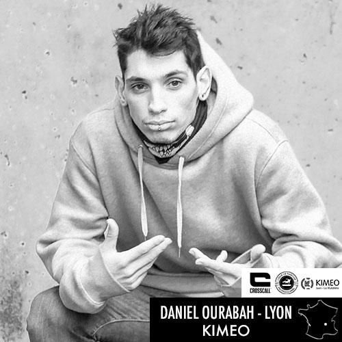 Daniel Ourabah