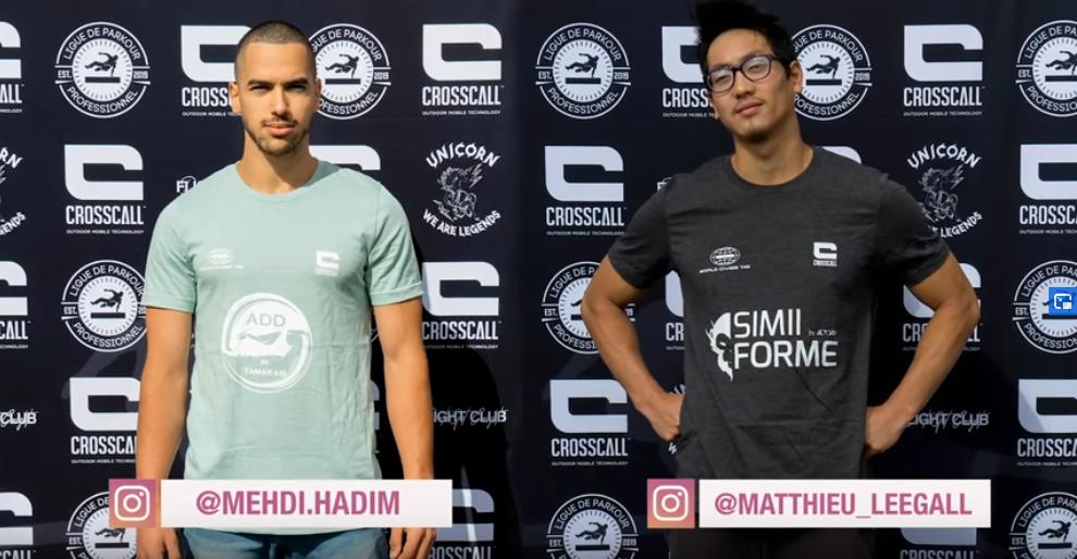 Mehdi Hadim vs Matthieu Le Gall