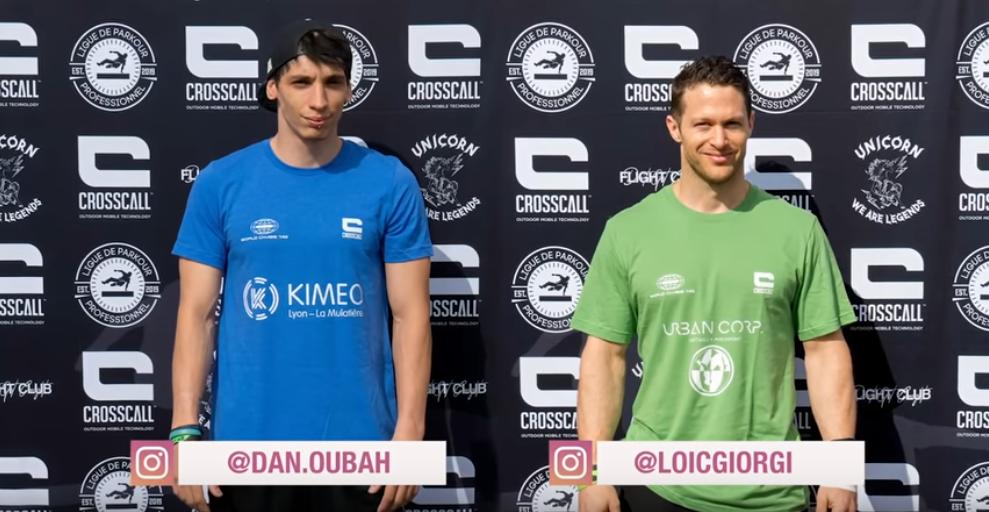 Loïc Giorgi vs Daniel Ourabah
