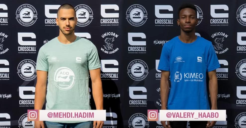 Valery Haabo vs Mehdi Hadim