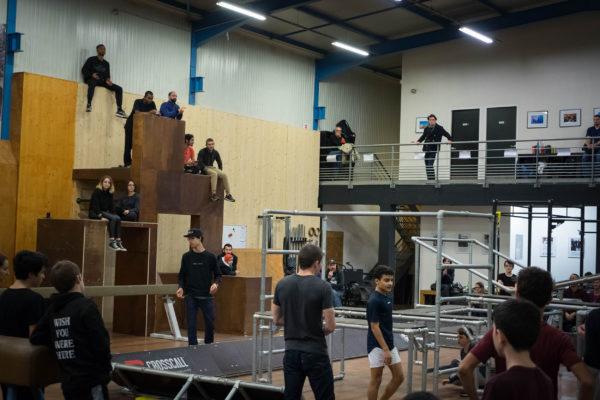 Compétition Chase Tag à KIMEO Lyon
