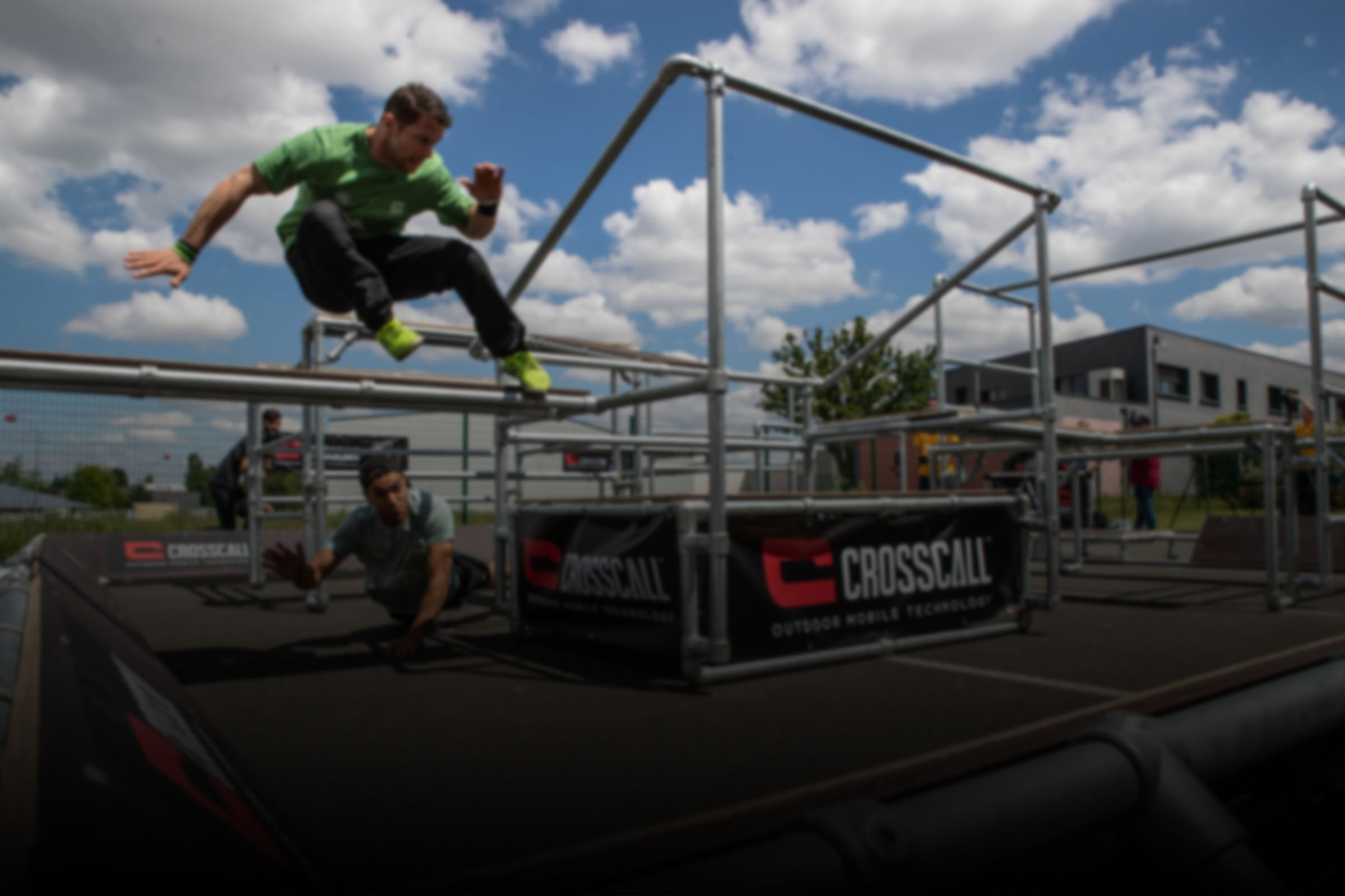 Flight Club 2019 – World Chase Tag Redbox