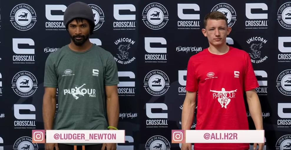 Ali Kebbar vs Ludger Newton