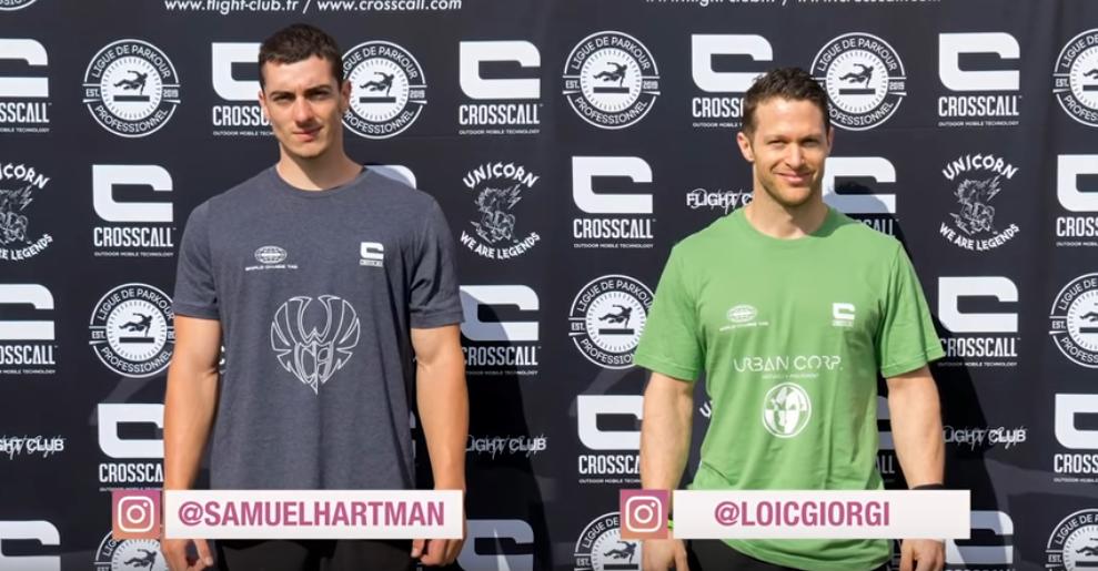 Samuel Hartman vs Loïc Giorgi